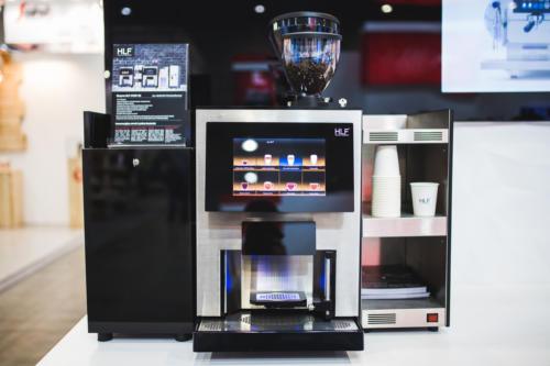 HLF Italian Design, automatyczny ekspres do kawy
